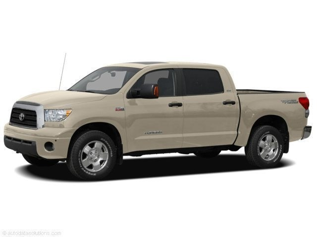 Photo 2007 Toyota Tundra SR5 TSS Edition Truck Crew Max 4x4 4-door