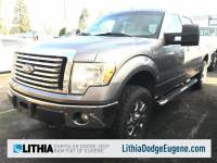 Used 2011 Ford F-150 Truck SuperCrew Cab in Eugene