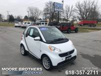 2013 smart fortwo electric drive 2dr Cpe