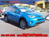 Used 2018 Toyota RAV4 Limited Limited SUV in Chandler, Serving the Phoenix Metro Area