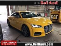 2016 Audi TTS 2.0T Coupe