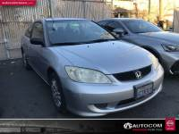 Used 2005 Honda Civic LX Coupe for sale in Oakland, CA