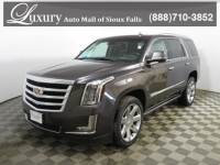 Pre-Owned 2016 CADILLAC Escalade Premium Collection SUV for Sale in Sioux Falls near Brookings