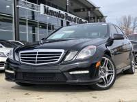 Certified Pre-Owned 2012 Mercedes-Benz E 63 AMG® 4D Sedan RWD