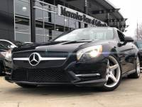 Certified Pre-Owned 2014 Mercedes-Benz SL-Class SL 550 2D Convertible Rear Wheel Drive
