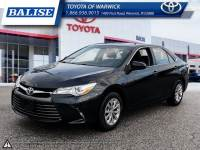Used 2016 Toyota Camry SE for sale in Warwick, RI