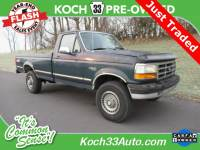 Pre-Owned 1994 Ford F-250 XLT Pickup 4WD