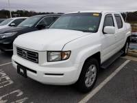 2007 Honda Ridgeline RTS Truck Crew Cab