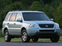 PRE-OWNED 2003 HONDA PILOT EX-L 4WD