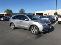 Certified Pre-Owned 2016 Acura MDX 3.5L SUV For Sale in Fairfield, CA