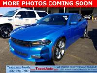 2016 Dodge Charger R/T Rear-wheel Drive