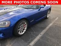2006 Dodge Viper SRT10 Rear-wheel Drive