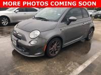 2013 FIAT 500 Abarth Front-wheel Drive
