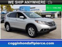 Certified 2014 Honda CR-V EX-L w/RES FWD SUV in Jacksonville FL