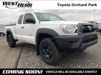 2014 Toyota Tacoma Truck Access Cab
