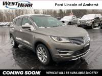 2016 Lincoln MKC Select SUV