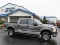 Used 2006 Ford F-150 SuperCrew XLT Crew Cab Short Bed Truck For Sale Bend, OR