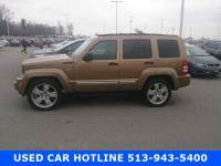 2012 Jeep Liberty 4WD Limited Jet