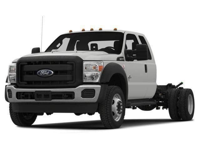 Photo 2016 Ford F-450 Chassis Cab Chassis Truck V8 32V DDI OHV Turbo Diesel