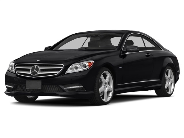 Photo Certified Pre-Owned 2013 Mercedes-Benz CL-Class CL 550 AWD 4MATIC