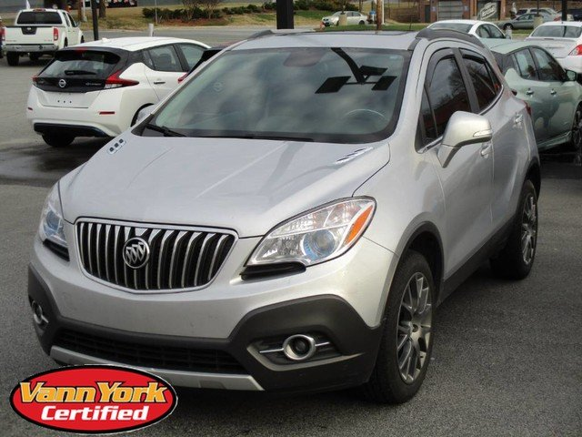 Photo Used 2016 Buick Encore Sport Touring SUV For Sale in High-Point, NC near Greensboro and Winston Salem, NC