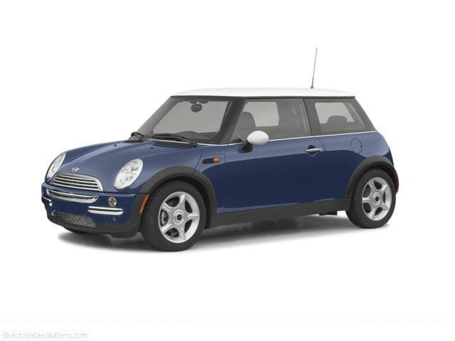 Photo Pre-Owned 2003 MINI Cooper Hardtop Coupe in Jacksonville FL