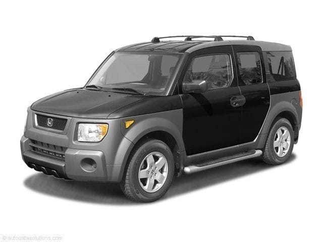 Photo Pre-Owned 2005 Honda Element EX wSide Airbags SUV in Jacksonville FL