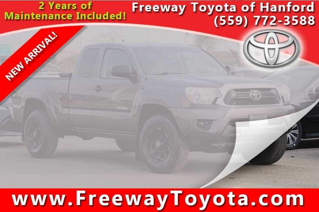 Photo 2014 Toyota Tacoma 4x2 Truck Access Cab 4x2 - Used Car Dealer Serving Fresno, Central Valley, CA