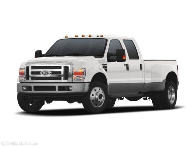 Photo 2008 Ford F-350SD King Ranch Crew Cab Power Stroke V8 DI 32V OHV Twin Turbo Diesel Feasterville, PA