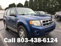Pre-Owned 2008 Ford Escape XLS 4D Sport Utility AWD