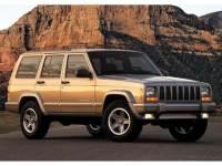 2001 Jeep Cherokee Police SUV