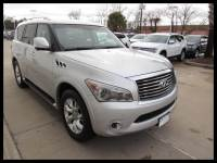 Used 2014 INFINITI QX80 4WD in Houston, TX