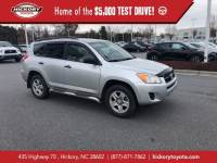 Used 2011 Toyota RAV4 4WD 4dr 4-cyl 4-Spd AT