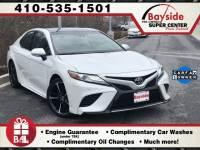 2018 Toyota Camry XSE V6 Sedan Front-wheel Drive