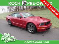 Pre-Owned 2008 Ford Mustang GT Deluxe RWD 2D Convertible