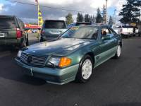 1993 Mercedes-Benz 500 Series 2dr Coupe/roadster 500SL