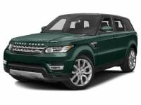 2017 Land Rover Range Rover Sport 3.0L V6 Supercharged HSE
