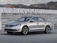 2014 Volkswagen Passat TDI SE Sedan TDI Diesel Turbocharged