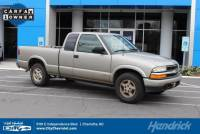 2002 Chevrolet S-10 LS Ext Cab 123 WB 4WD LS in Franklin, TN