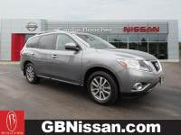 Used 2015 Nissan Pathfinder SV SUV in Greenfield