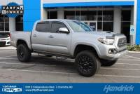 2018 Toyota Tacoma TRD Sport TRD Sport Double Cab 5 Bed V6 4x4 AT