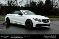 2018 Mercedes-Benz C-Class AMG C 63 S Convertible in Franklin, TN