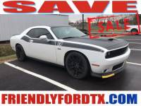 Used 2018 Dodge Challenger R/T Coupe SRT HEMI V8 for Sale in Crosby near Houston