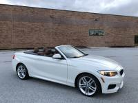 Used 2015 BMW 228i xDrive M Sport Convertible For Sale at Paul Sevag Motors, Inc. | VIN: WBA1K7C50FV473114