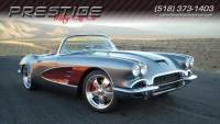 1962 Chevrolet Corvette Convertible Restomod