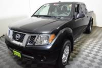 Certified Pre-Owned 2016 Nissan Frontier 4WD Crew Cab LWB Automatic SV Four Wheel Drive Truck