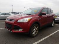 Certified 2016 Ford Escape Titanium SUV I-4 cyl in Marlow Heights, MD