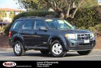Pre-Owned 2008 Ford Escape FWD 4dr I4 Man XLS