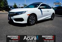 Pre-Owned 2017 Honda Civic LX-P 2D Coupe