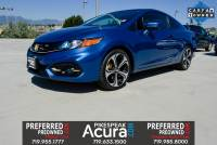 Pre-Owned 2015 Honda Civic Si 2D Coupe
